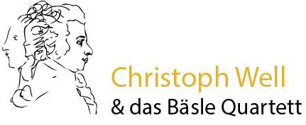Christoph Well  & das Bäsle Quartett